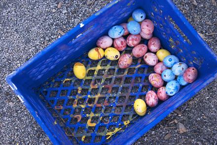 Easter Eggs - Bruceforma - P.S.1 - 2012
