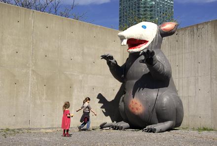 Rat - Bruceforma - P.S.1 - 2012