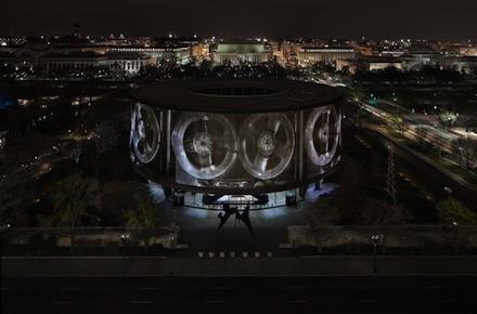 Doug Aitken, Song 1, view 00 (2012). Hirschhorn Museum