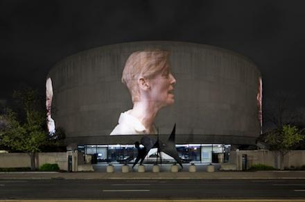 Doug Aitken, Song 1 view 02 (2012). Hirschhorn Museum