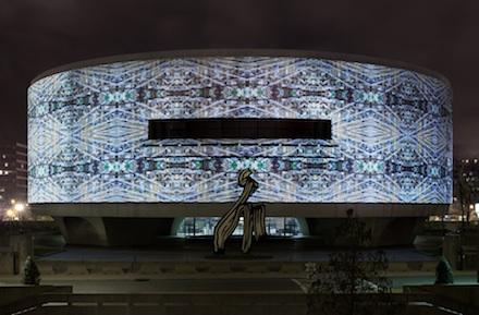 Doug Aitken, Song 1 view 05 (2012). Hirschhorn Museum