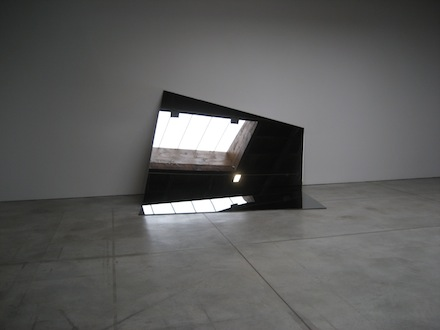 Iran do Espirito Santo, Untitled (Folded Mirror 12), 2011. Switch, Sean Kelly Gallery
