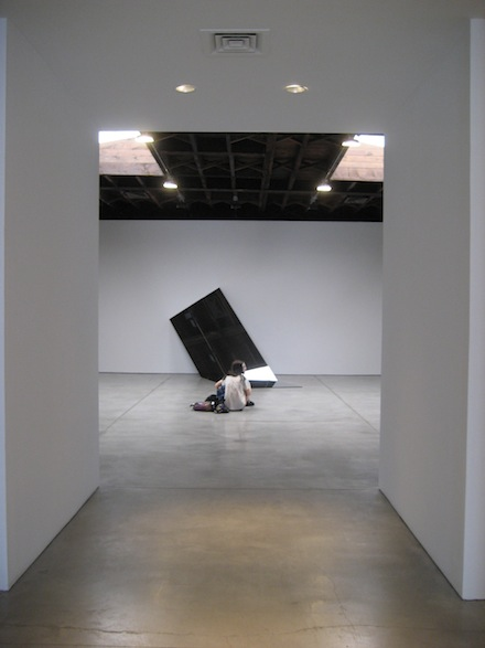 Iran do Espirito Santo, Untitled (Folded Mirror 13), 2011. Switch, Sean Kelly Gallery