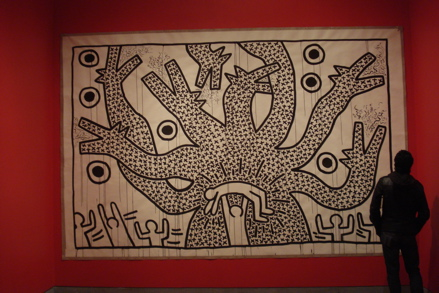 Keith Haring, Untitled (1982)