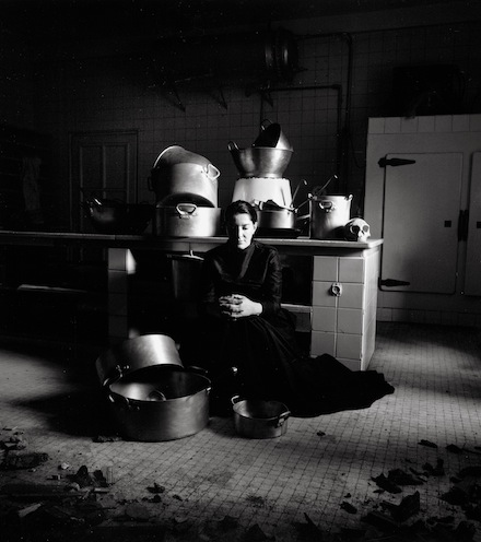 Marina Abramovic, THE KITCHEN_III. The Abramovic Method, Padiglione d'Arte Contemporanea
