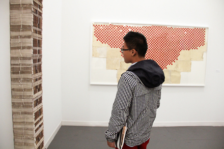 Installation Shot - Sikkema Jenkins & Co. - Frieze NYC - 2012