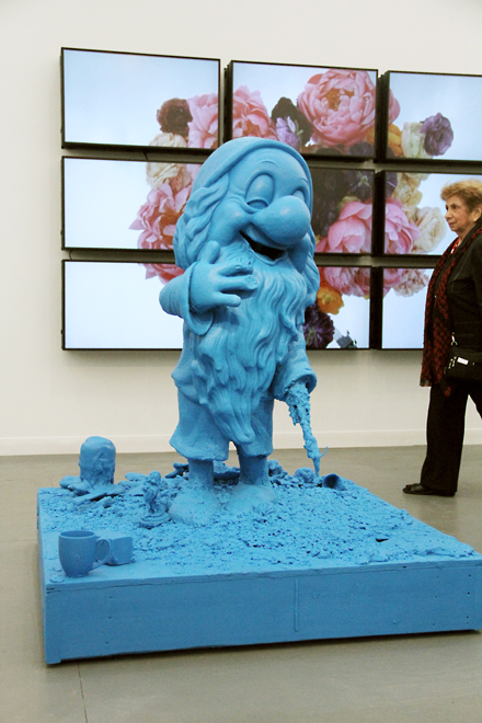 Paul McCarthy - Hauser and Wirth - Frieze - 2012