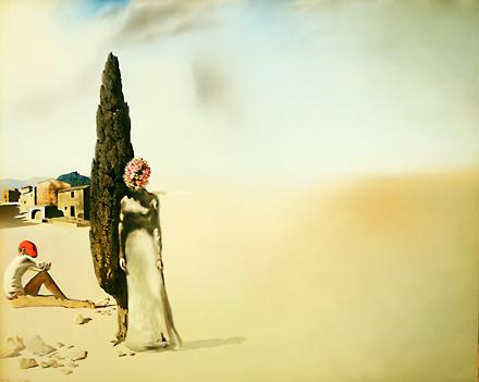 Salvador Dali - Printemps Necrophilique - Impressionist and Modern Art Sale - 2012