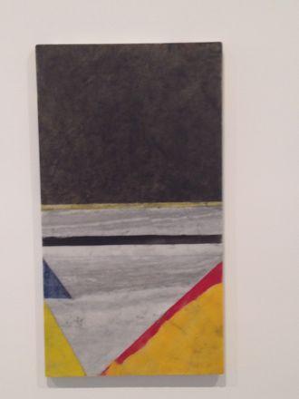 Brice Marden, View (2011)