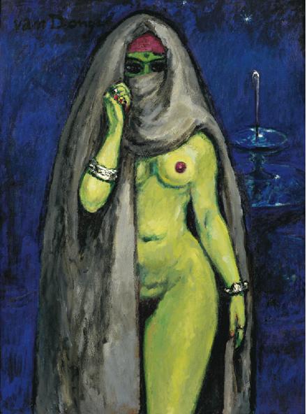 Kees Van Dogen - Lailla - Impressionist and Modern Sale - Sotheby's - 2012