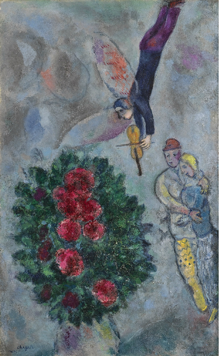 Marc Chagall - Noce et Musique - Impressionist and Modern Sale - Sotheby's -2012