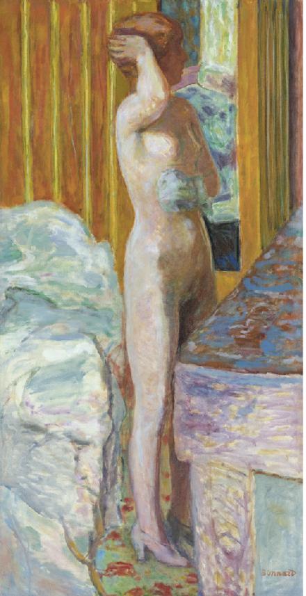 Pierre Bonnard - Nu Debout - Impressionist and Modern Sale - Sotheby's - 2012