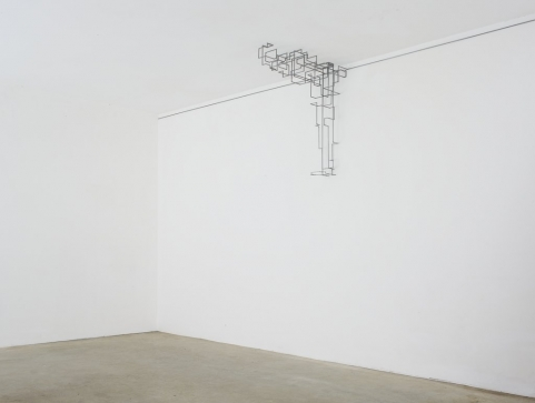 Anthony Gormley - Stay - White Cube Gallery