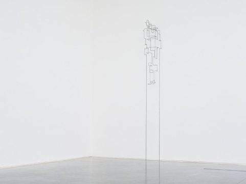 Anthony Gormley - Lift II - White Cube Gallery