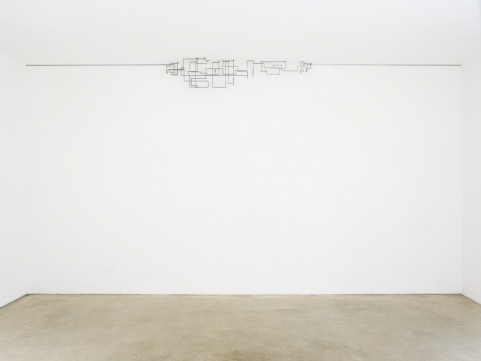 Anthony Gormley - Transfer - White Cube Gallery