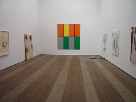 "Lehmann Maupin, ""Friends with Benefits,"" Installation view"