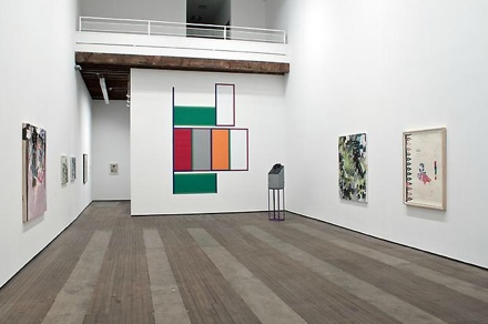 "Lehmann Maupin, ""Friends with Benefits"" installation view"