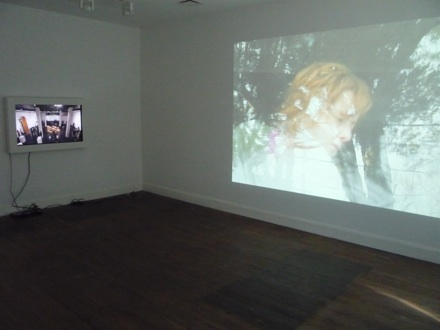 "Linda Post, ""Friends with Benefits"" installation view"