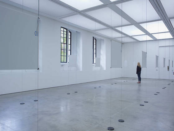 Bruce Nauman, Days (2009) (Installation View)