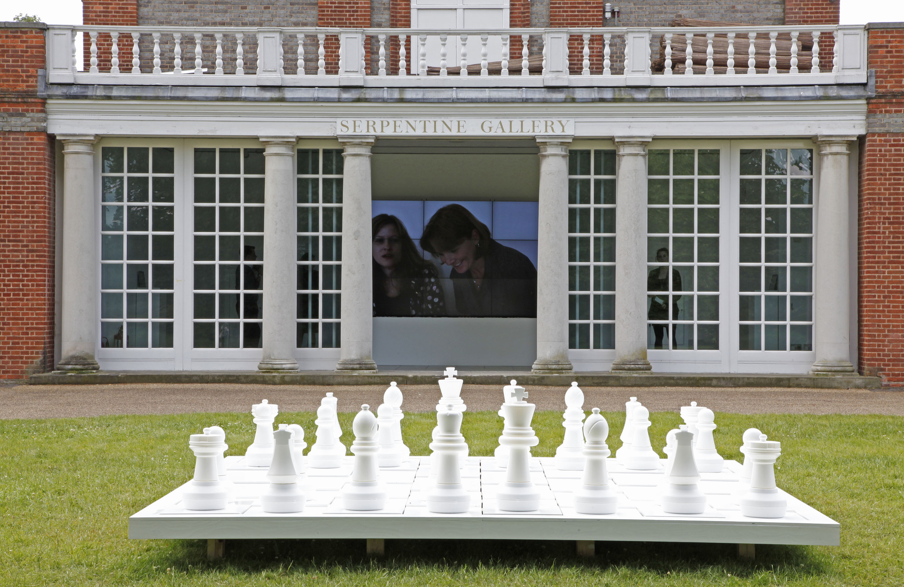 Yoko Ono - To The Light (Installation View), Serpentine Gallery