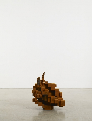Anthony Gormley - Abstract IV (2011), White Cube Gallery