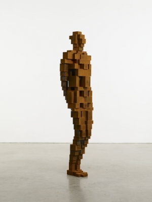 Anthony Gormley - List III (2011), White Cube Gallery