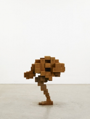 Anthony Gormley - Clutch VIII (2010), White Cube Gallery