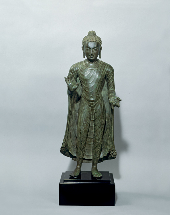 Bihar - The Buddha Shakyamuni in Abhaya-mudra (6th Century), Royal Academy of Arts