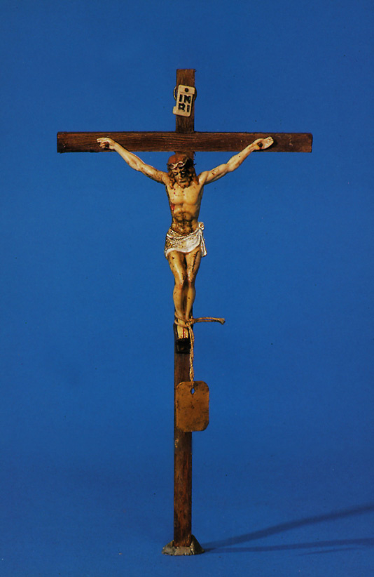 Paul McCarthy - Crucifix (2002), Hauser and Wirth, Zurich