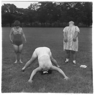 Diane Arbus - Untitled 6 (1970-71), Martin-Gropius-Bau Museum