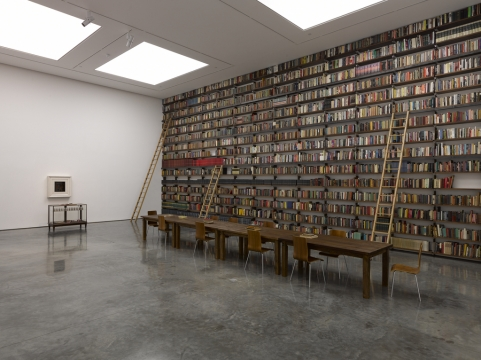 Theaster Gates - My Labor Is My Protest (Installation View) (2012), Via White Cube Gallery