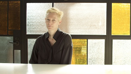 Doug Aitken-Tilda_Swinton-The Source-Tate