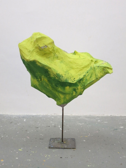 Image, Franz West,Untitled (2011), via Gagosian Gallery, Marina Faust