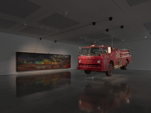 Theaster Gates - Raising Goliath (2012), Via White Cube Gallery