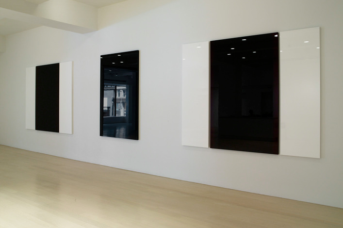 Robert Irwin - Crossing the t's and Dotting the i's part I (2012), Via The Pace Gallery
