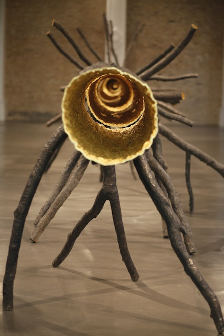 The Bloomberg Commission-Giuseppe Penone-whitechapel gallery-installation view