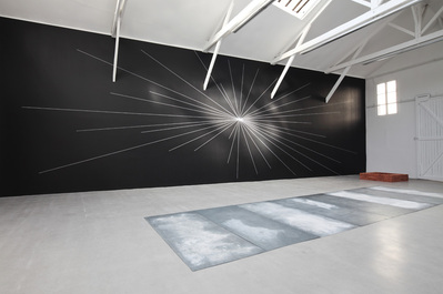 """Carte Blanche"" (Installation View), Via Galerie Seguin and Paula Cooper Gallery"