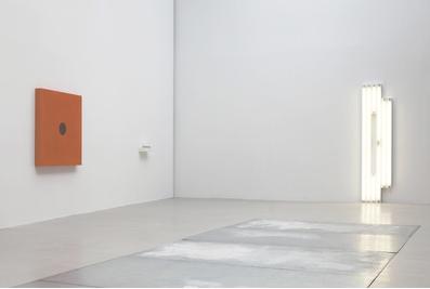 """Carte Blanche"" (Installation View), Via Galerie Seguin and Paula Cooper Gallery"