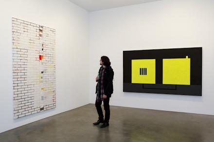 Cellblock I @ Andrea Rosen Gallery