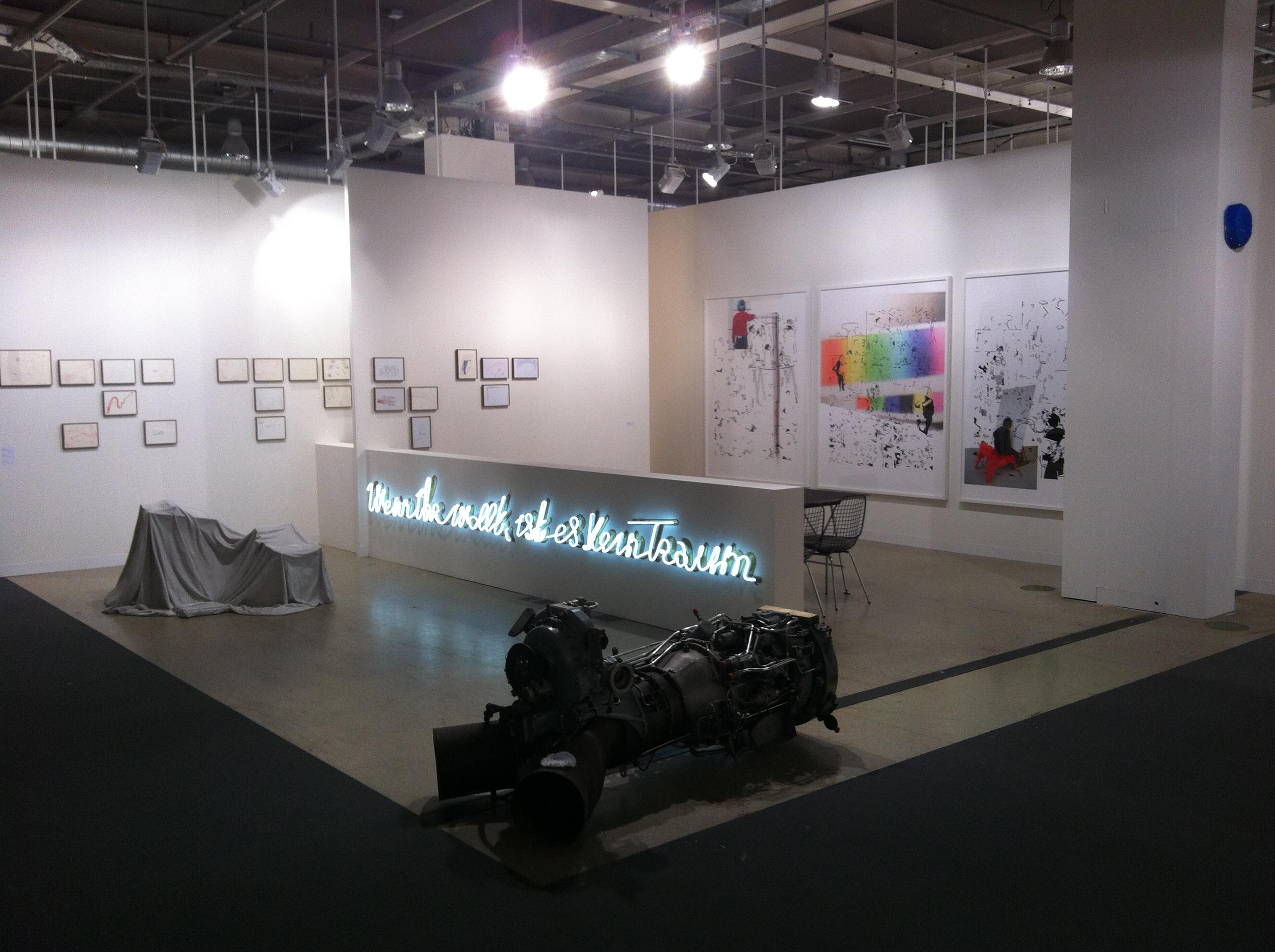 Annet Gelink Gallery at Art Basel 1