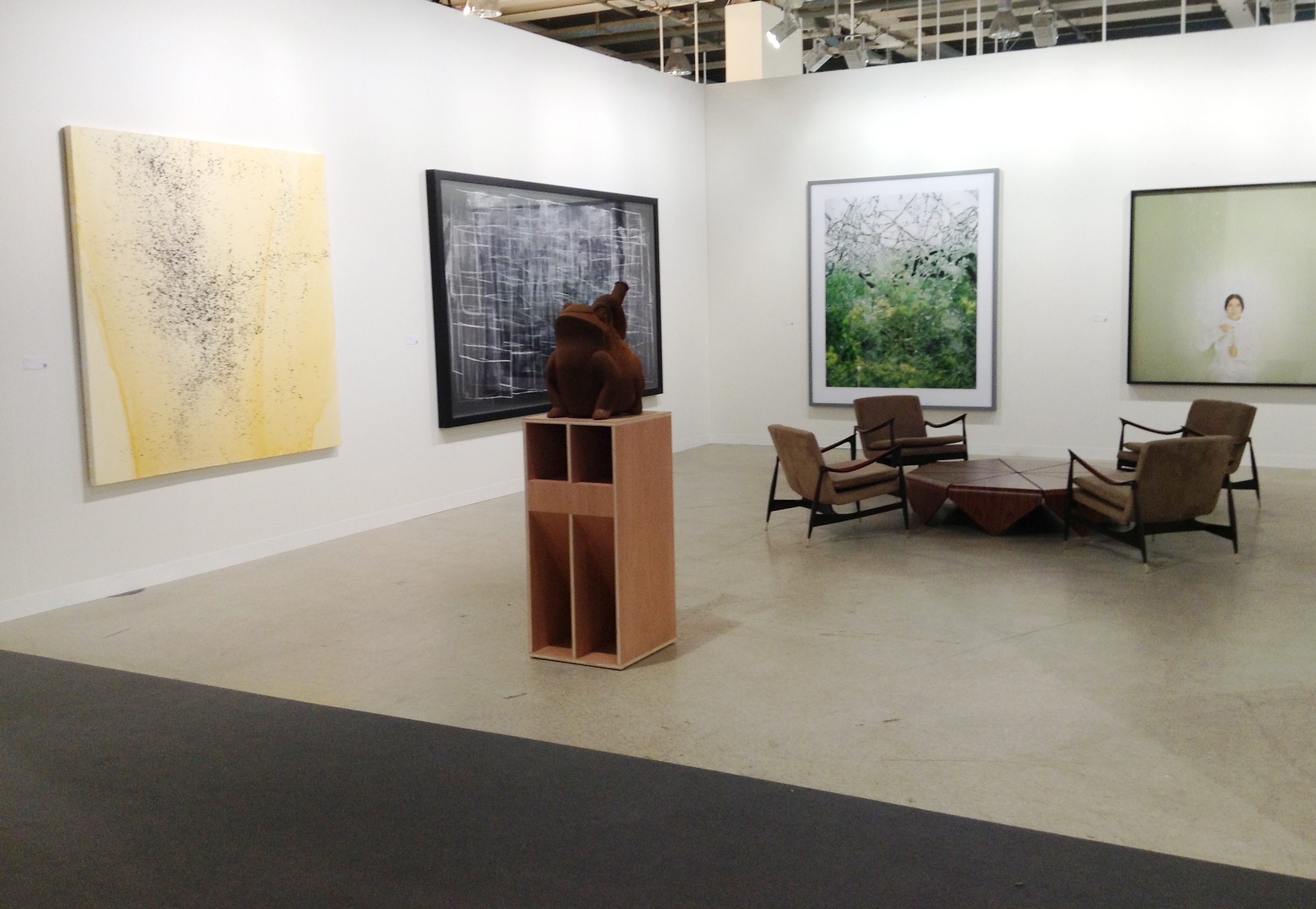 Art Basel 2013 booth images 3