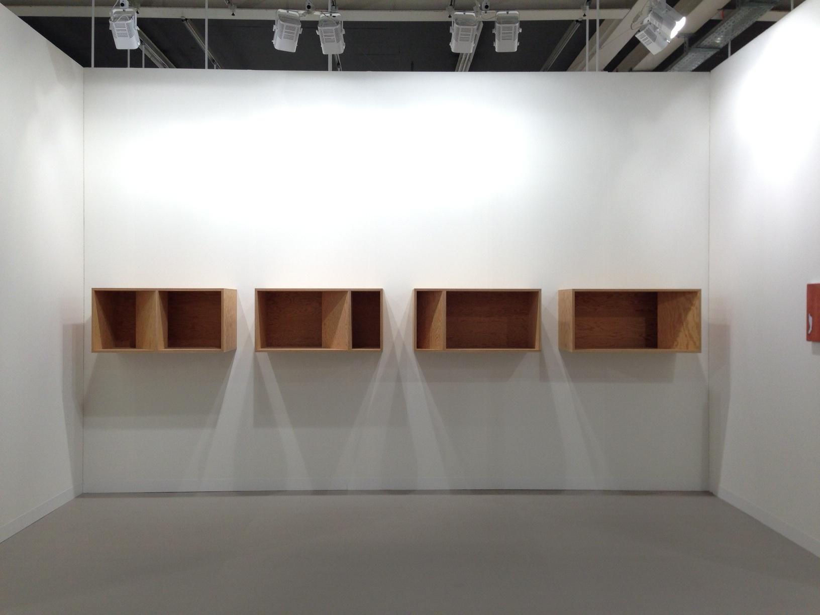 David Zwirner booth 5