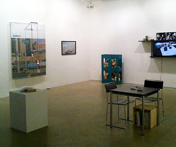 Dvir Gallery Booth 2