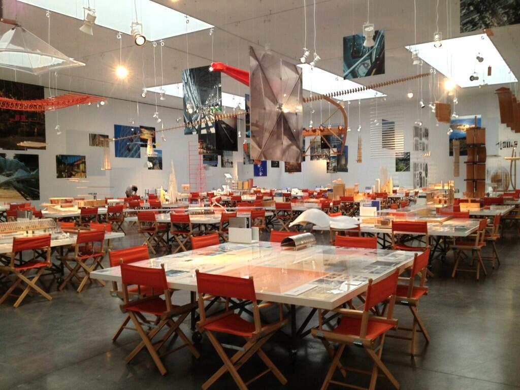Renzo Piano, Fragments (Installation View), Alex Cosio
