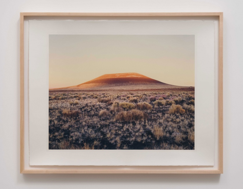 Turrell Roden Crater (Sunset), 2009 Corcoran Griffin