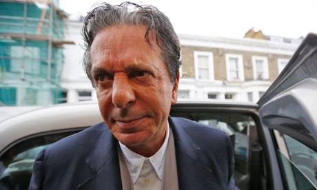 Charles Saatchi, via The Guardian