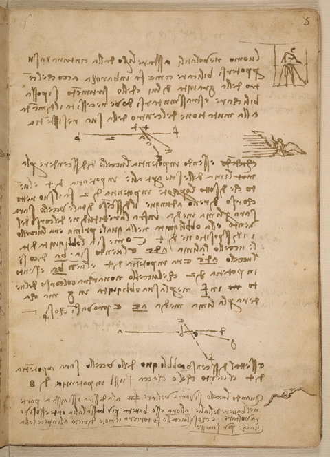 Da Vinci Codex, via NY Times