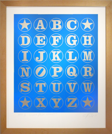 Robert Indiana, A to Z (2011)