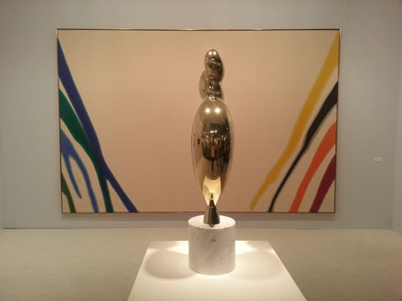 CONSTANTIN BRANCUSI, Jeune File Sophistiquee, 2013, Paul Kasmin Gallery