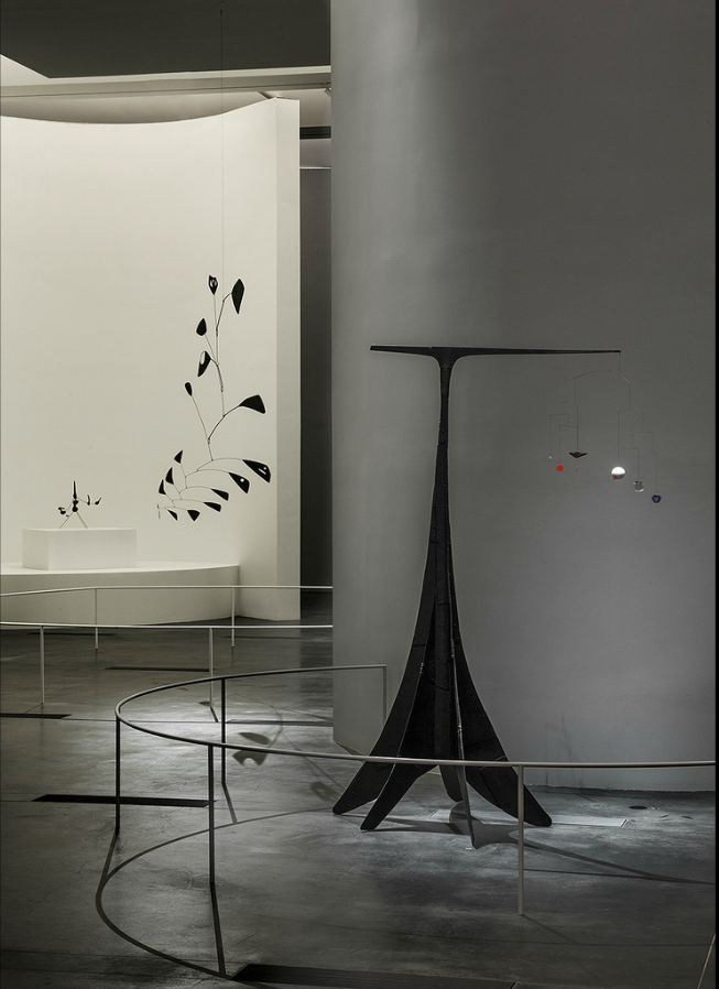 Calder and Abstraction - From Avant-Garde to Iconic_Alexander Calder_LACMA_installation view8